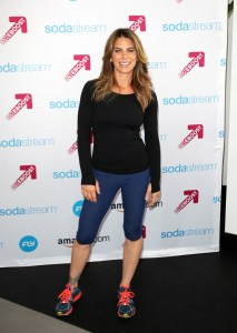 spl769420 045 - Jillian Michaels hosts the launch of EBOOST for SodaStream at Flywheel Sports in L.A.