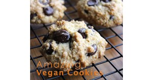 Vegan Chocolate Chip Cookies-FB