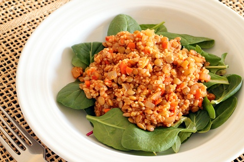 lentilsandquinoa - The Healthy, Surprising Sources of Iron You're Missing Out On