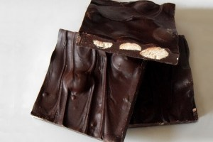sugar free dark chocolate almond bark HR 300x200 - The Healthy, Surprising Sources of Iron You're Missing Out On