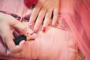 painting fingernails nail polish hearts valentine 37553 300x200 - 4 Ways to Say Bye To Dry Skin - Now