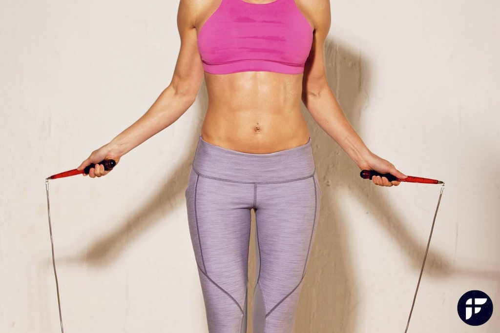 jump rope fitness workout cardio - Attention Women: THE TRUTH ABOUT PEEING MID-WORKOUT