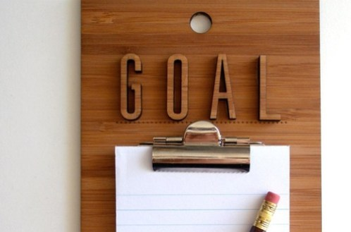 goal list 300x197 - 7 Top Tips for Better Focus Throughout the Day