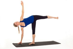 half moon 300x200 - 8 Popular Yoga Stretches That Can Help Ease the Pain of Sciatica