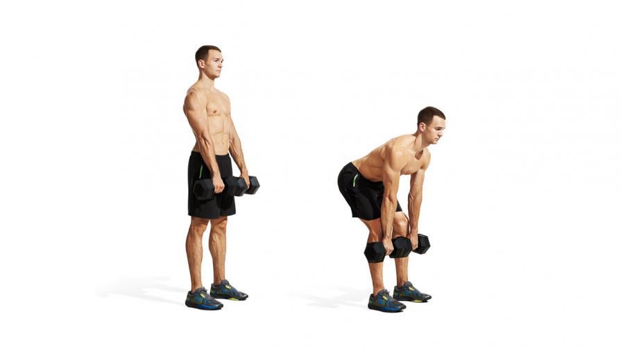 main dbromaniandeadlift - Motivation Monday - Lower Body Workout