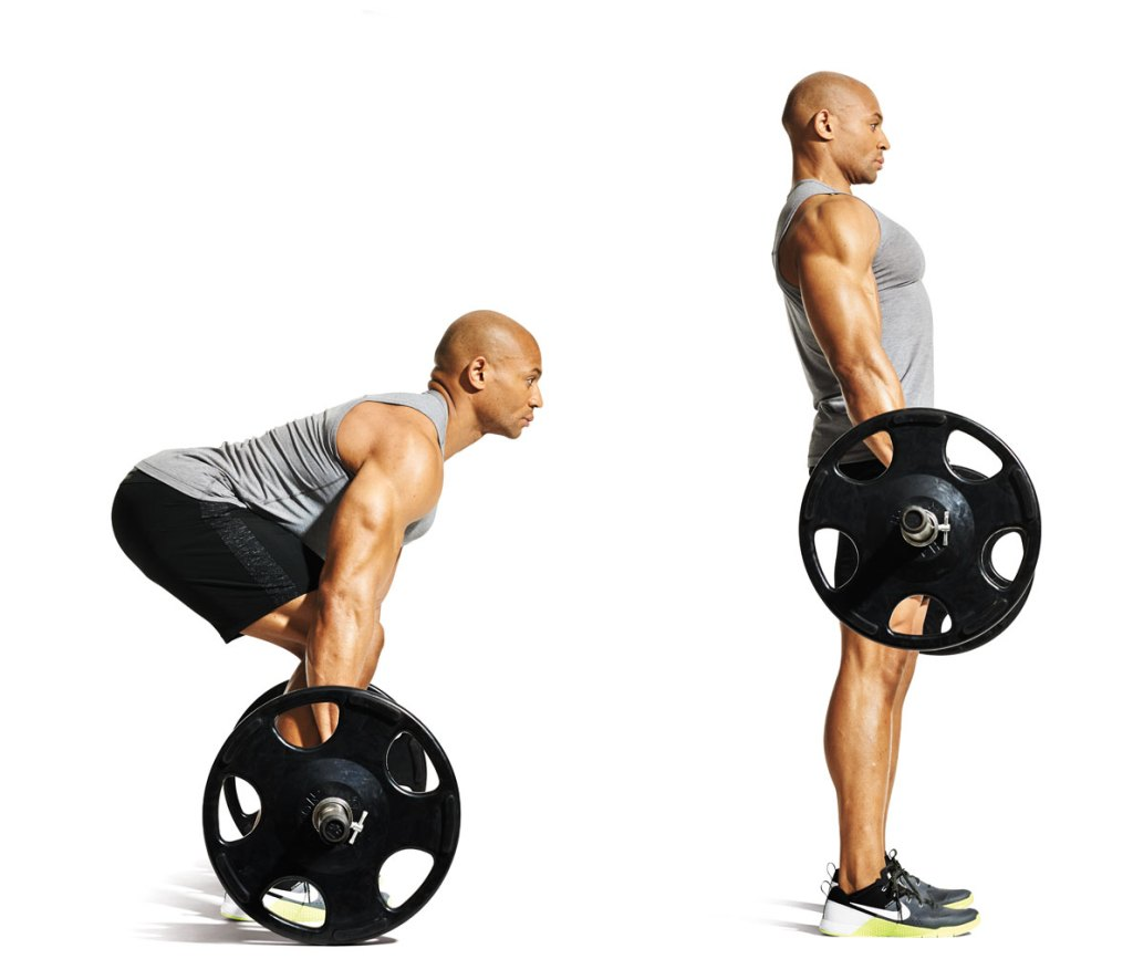 deadlift 1 1024x886 - Hump Day Calls for Butt Exercises–Here are Four to Add into Your Exercise Routine!
