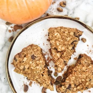pumpkin oatmeal breakfast bake