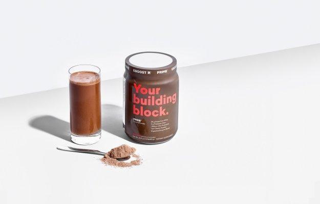 EBOOST PRIME, chocolate