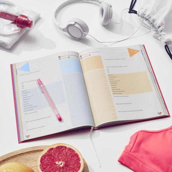 Daily Greatness Workout Journal