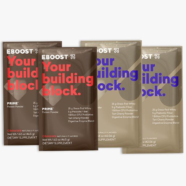 Sample Kit EBOOST PRIME
