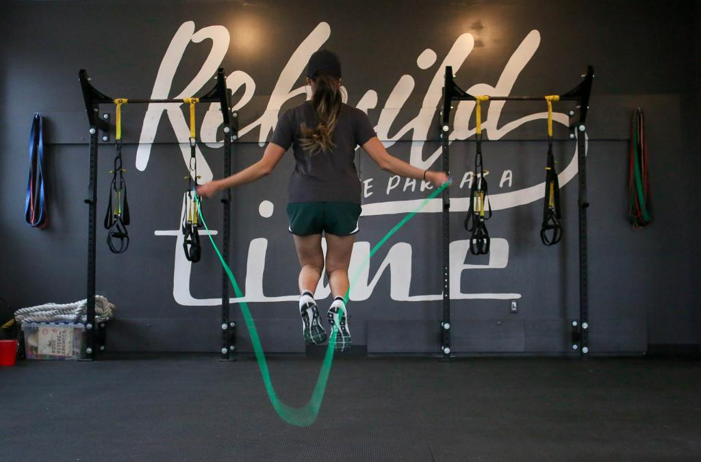 Full Body Jump Rope Workouts