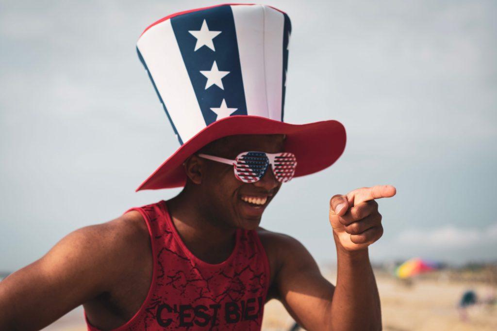 1776 workout patriotic