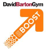David Barton Gym EBOOST Body Challenge healthy energy drink mix