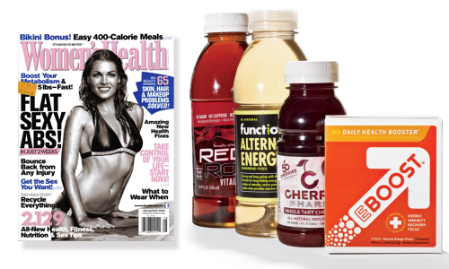 EBOOST in Womens Health