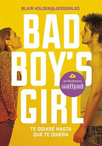 Libro parecido a After: Te odiaré hasta que te quiera, de Blair Holden