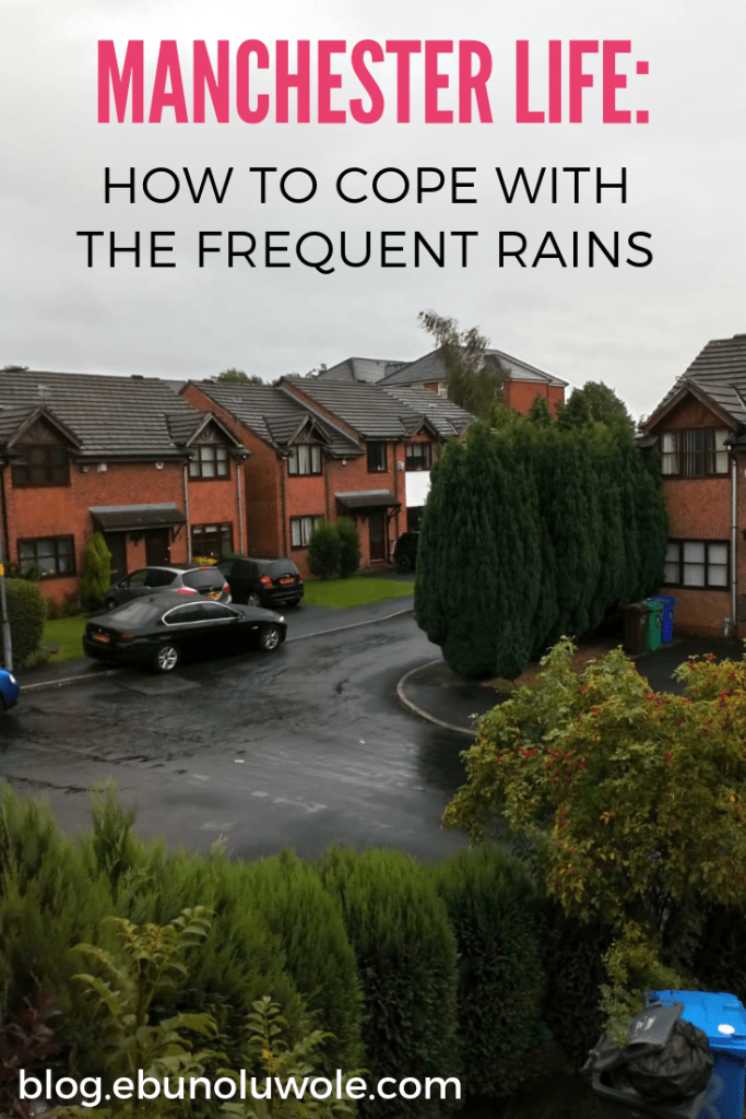 Manchester Life: How To Cope With The Frequent Manchester Rains