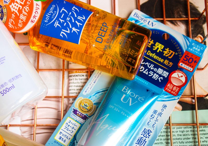 Japanese Skincare: Where To Buy Cheap & Authentic Products From The UK