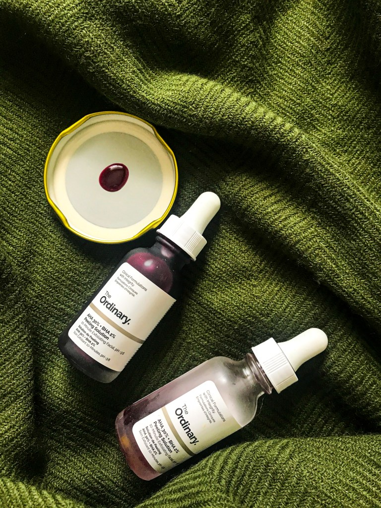 How To Use The Ordinary AHA BHA Peeling Solution - Safety Measures & Best Practices in 2021