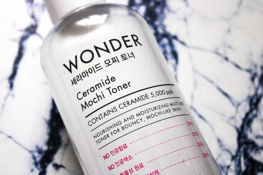 Tonymoly Wonder Ceramide Mocchi Toner - Review