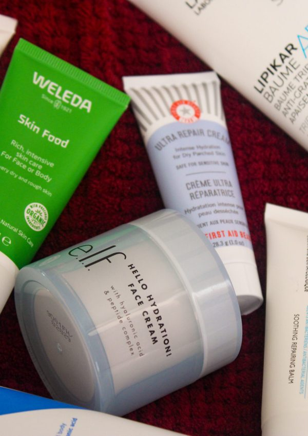 12 Best Face Moisturizers For Winter - Drugstore Edition