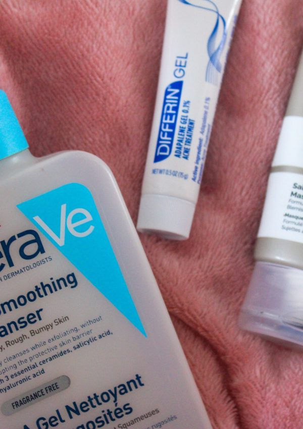 The Most Effective Skincare Routine For Teens With Acne