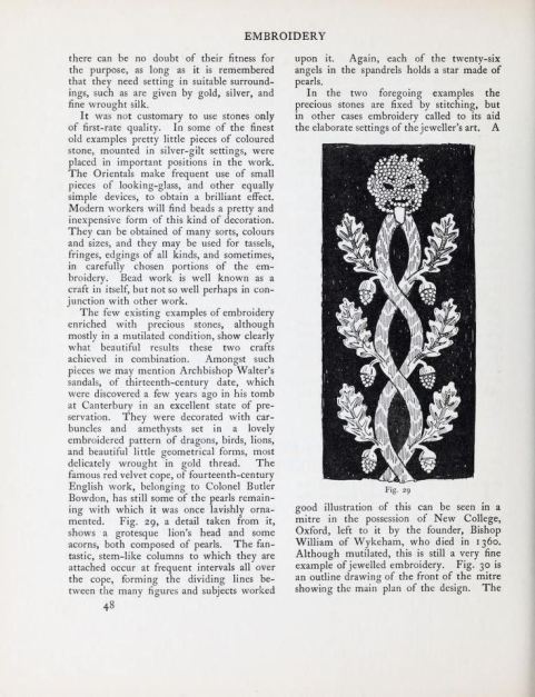 Butler Bowden Cope Grace Christie Grace Christie Embroidery: A Collection of Articles on Subjects Connected with Fine Embroidery