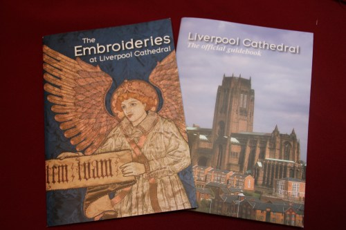 The Embroideries at Liverpool Cathedral