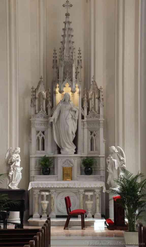 Side Chapels Denver Basilica