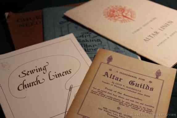 Church Linen Books