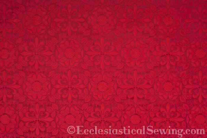 Lichfield Liturgical church vestment fabric