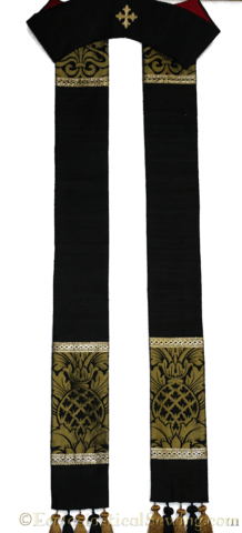 augustine-in-black_silk_dupioni_and_fairfor_blk_gold_stole_a_large-1