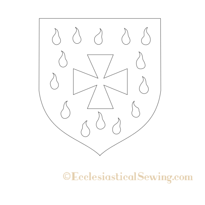 St Anselm Symbol