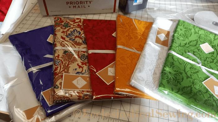 Liturgical brocade fabrics for church Vestments