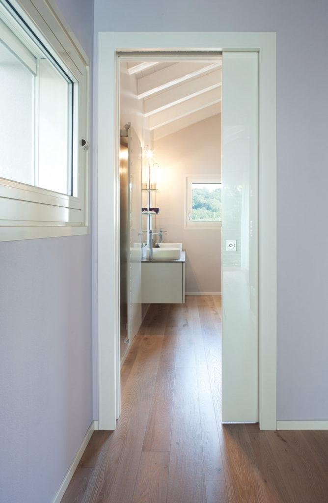 Bagno come scegliere la porta giusta eclisse blog - Porta scorrevole bagno ...