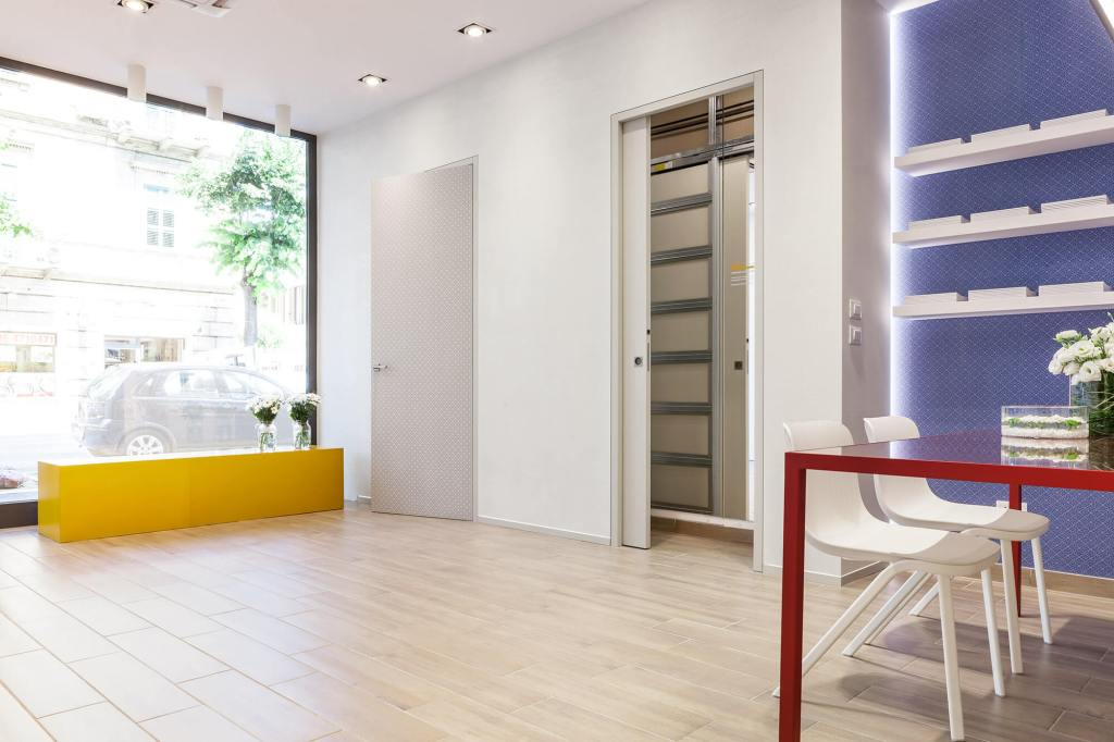ECLISSE Shodo Collection presso lo showroom a Pescara