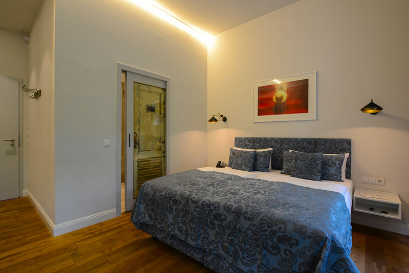 Camere Hotel Oderberger