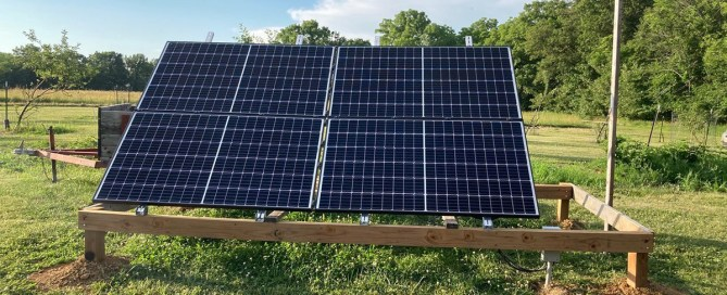 Solar In Action: Keith & Diane - How Illinois Does Off-Grid