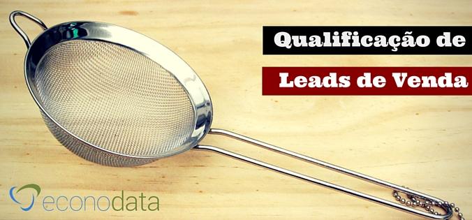 qualificacao leads scoring