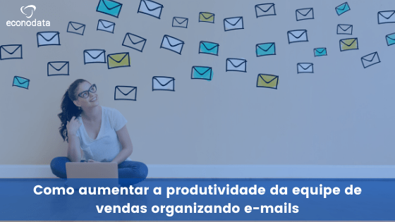 Produtividade - organizando e-mails