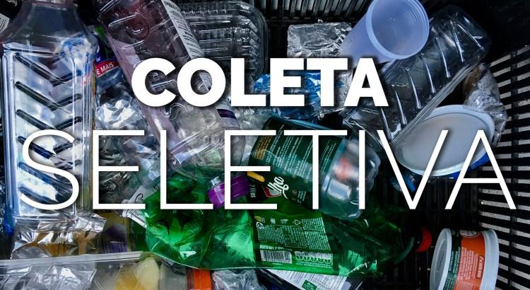 Foto mostra embalagens recicláveis de plástico