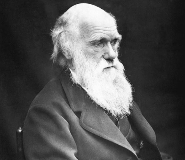 Foto de Charles Robert Darwin