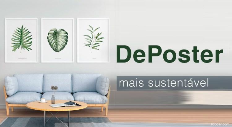 Foto mostra quadro da DePoster