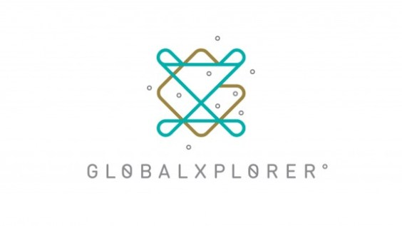 The GlobalXplorer logo.