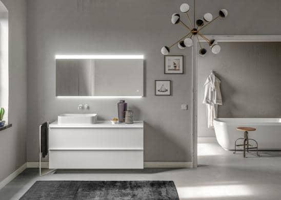Quadri per il bagno fai da te: Specchi Per Bagno Idee E Suggerimenti Blog Edilnet