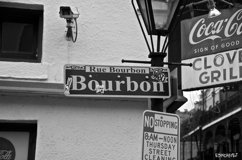 Daily Photo-Bourbon - image  on https://blog.edinchavez.com