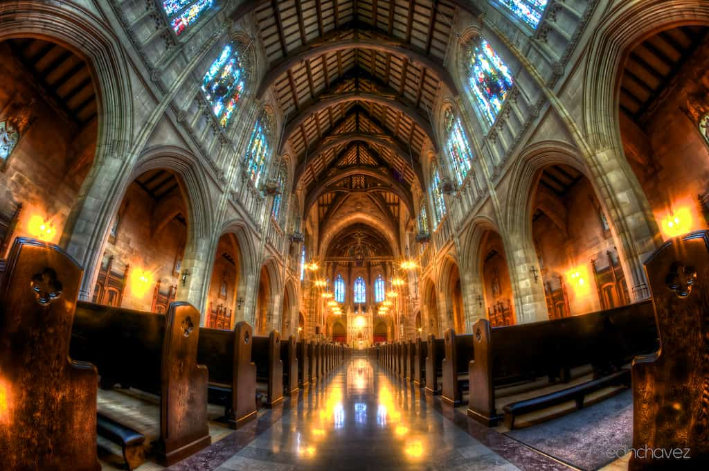 Shot of the Day-ST Dominic's Catholic Church - image  on https://blog.edinchavez.com