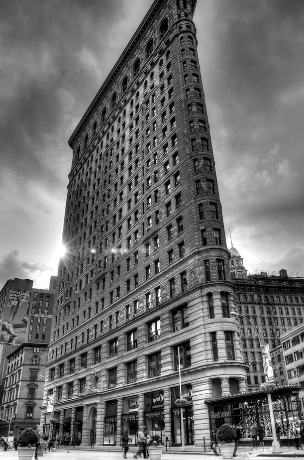 Shot of the day-Flatiron - image  on https://blog.edinchavez.com