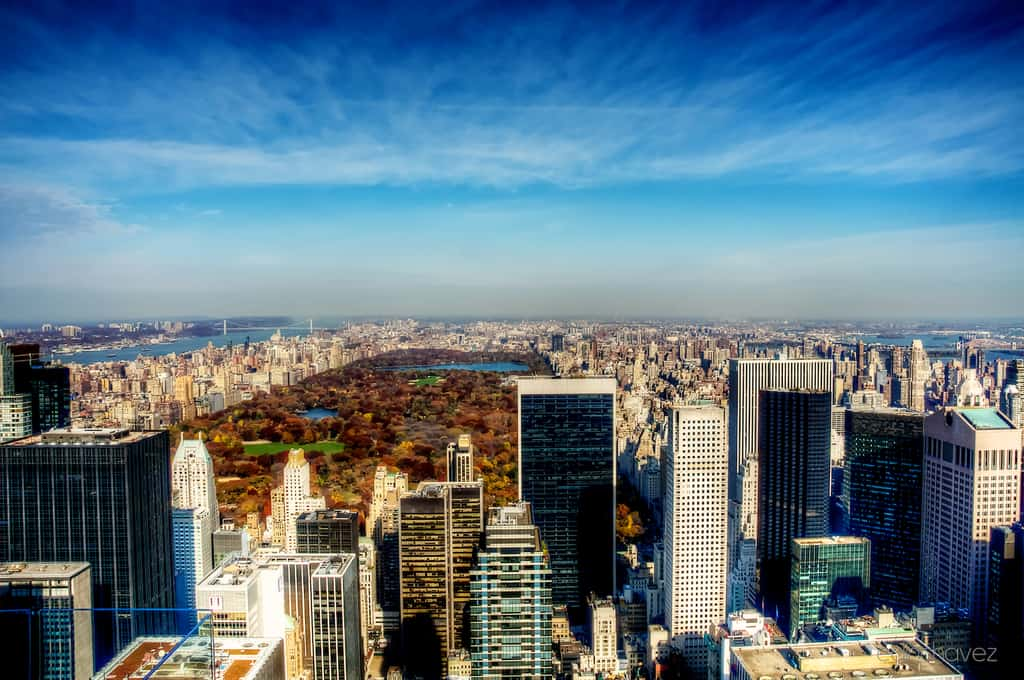 Shot of the Day-Top Of The Rock - image  on https://blog.edinchavez.com