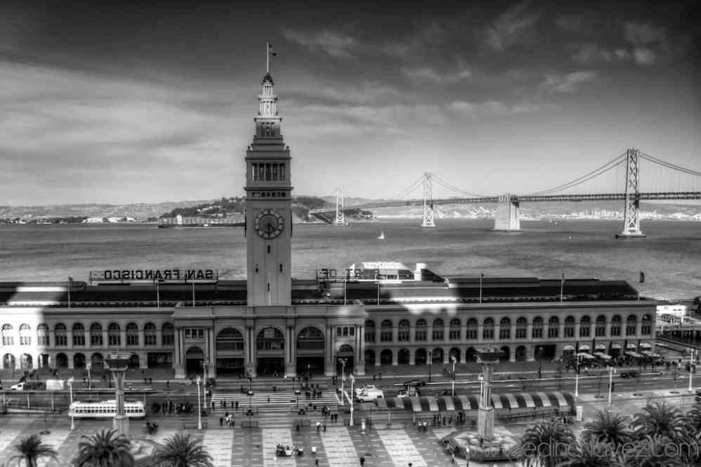 Shot of the Day-Port of San Francisco - image  on http://blog.edinchavez.com