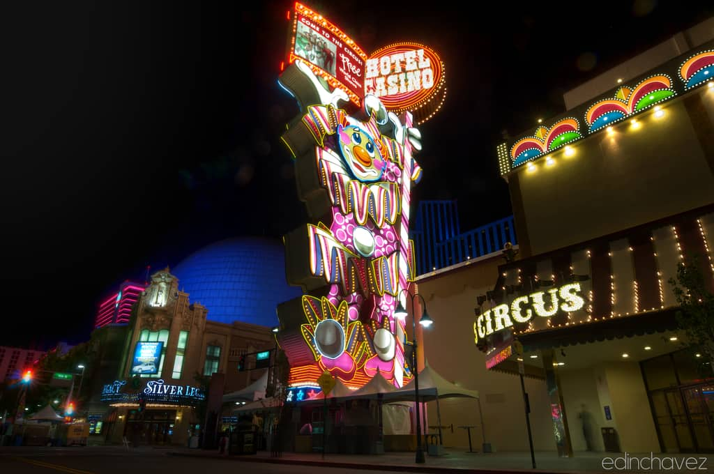 Shot of the Day-Reno's Circus - image  on https://blog.edinchavez.com